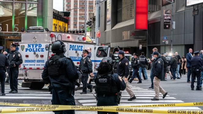 Man die winkelend publiek beschoot op Times Square na klopjacht opgepakt in Florida