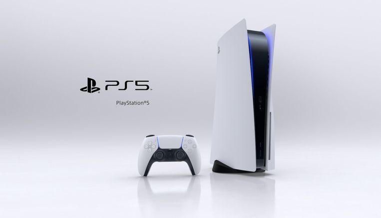 Sony onthult twee PlayStation 5-consoles met opvallend nieuw design   De  Morgen