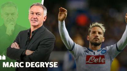 """Marc Degryse over knap Genks punt en 'bankzitter' Mertens: """"Ancelotti had dit beter moeten aanpakken"""""""