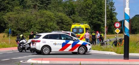Fietsster raakt gewond bij botsing met auto nabij Ugchelen