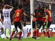 VIDEO: Lukaku behoedt Belgen voor nederlaag tegen Griekenland