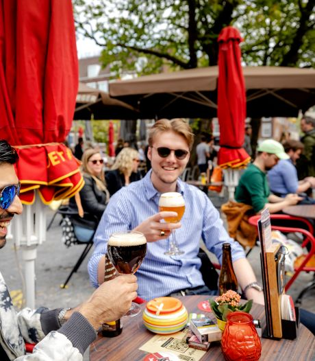 Subtropische lucht is onderweg naar Nederland, het wordt zondag zomers warm
