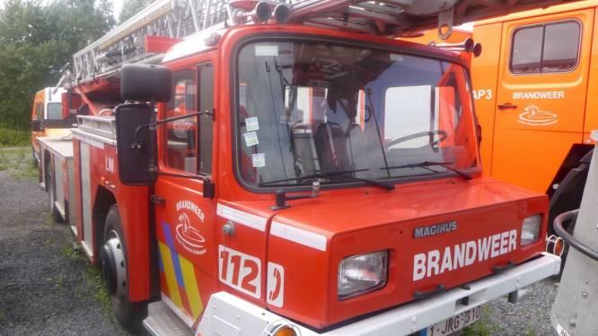 Koop eens een oude brandweerwagen