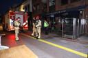 In de nacht van donderdag 25 op vrijdag 26 juni werd brand gesticht bij Italiaans restaurant Antonio's aan de Dommelstraat in Eindhoven.