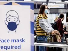 Ook mondkapjesplicht in parkeergarages Eindhoven Airport