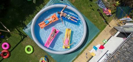 Leuk, zo'n zwembad in de tuin, maar hoe hou je 'm schoon?