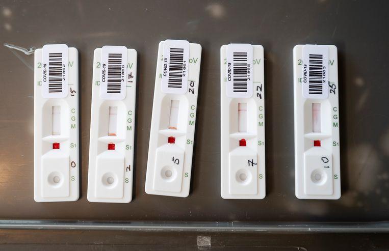 Elf van de twintig kinderen met de ziekte van Kawasaki bleek antistoffen tegen het coronavirus te hebben. Beeld ANP