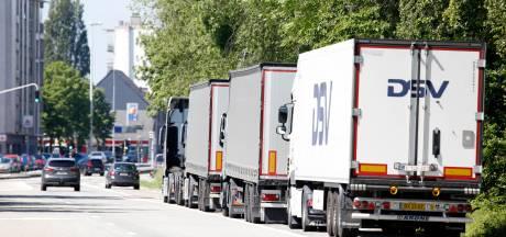 Zelzate wil havenparking voor vrachtwagens, North Sea Port moet daarvoor zorgen, nu te veel overlast