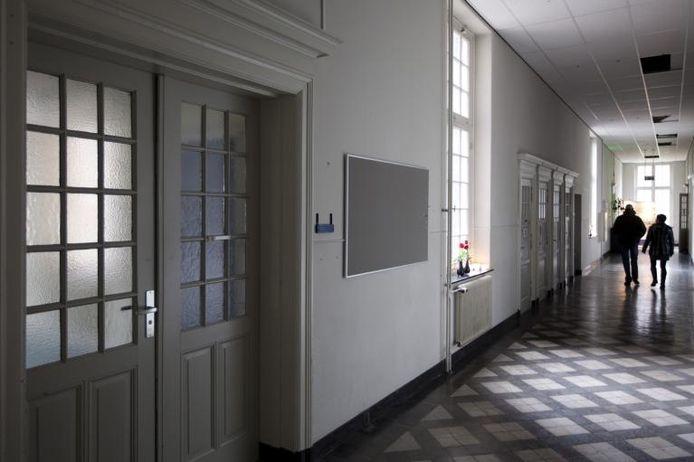 De gangen van Parc Glorieux blijven intact. foto Marc Bolsius