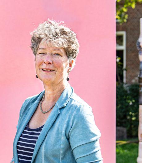 Ongeneeslijk zieke Joanne verruilde Rotterdam voor droomhuis in de Achterhoek