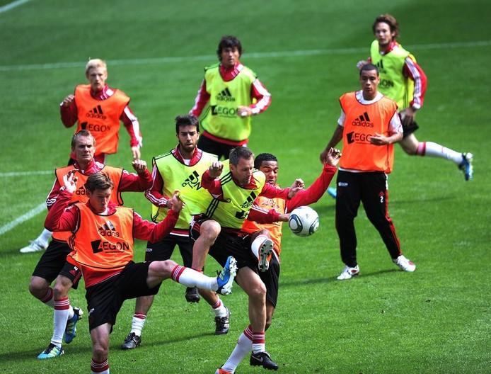 Waarom Ajax Op Verjaardag Van De Boer Met 4 1 Wint Nederlands
