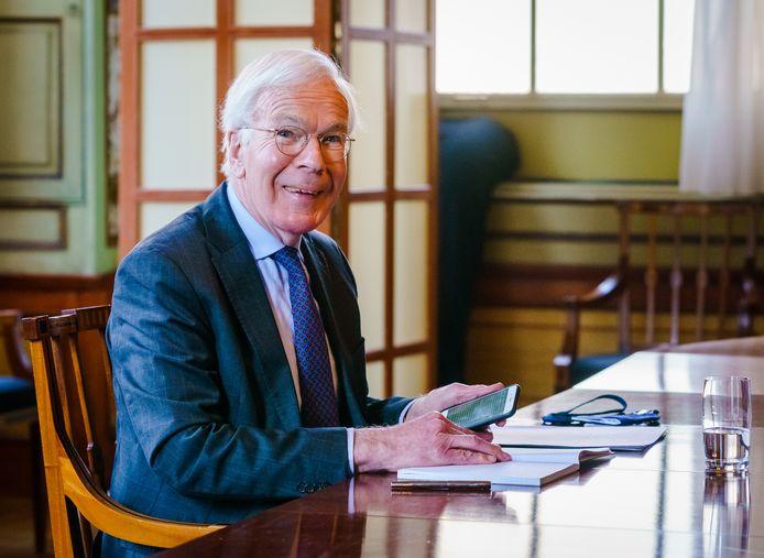 Informateur Tjeenk Willink (PvdA).