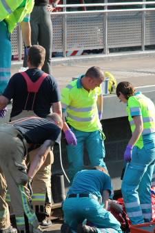 Twee vrouwen vallen op metrospoor na ongeluk met scootmobiel