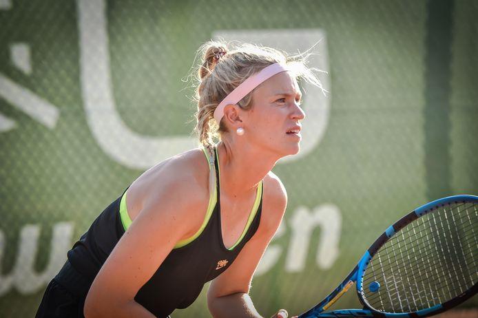 Klaartje Liebens doet het opnieuw voortreffelijk op het Belgian Circuit. Deze week speelt ze de toernooien van Odrimont en De Lusthoven.