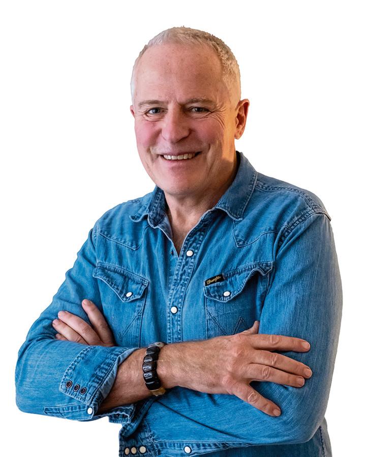 Columnist Oscar Garschagen.