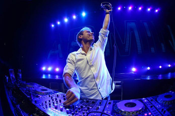 Armin van Buuren tijdens Armin Only Intense in de Ziggo Dome in 2013