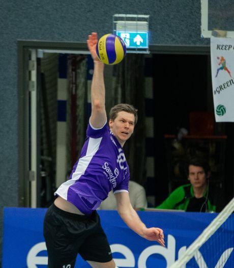 Pijnlijk verlies volleyballers Vocasa bij hekkensluiter SSS