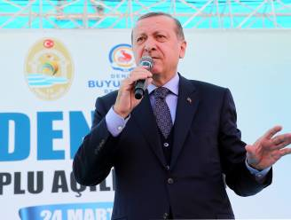 Erdogan wil referendum over Turks EU-lidmaatschap