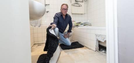 Stadsvilla in Almelo levensgevaarlijk, maar huurders houden deur dicht voor opknapbeurt: 'Met wat gipsplaatjes los je dit niet op'