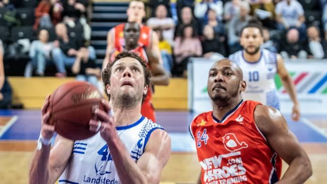 Buitenlandse basketballers spelen kortstondige rol in 25 jaar Landstede: Noah Dahlman is een uniek geval
