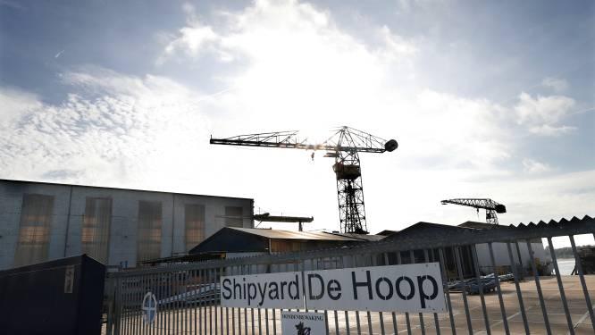 Scheepswerf De Hoop was één handtekening verwijderd van afwenden faillissement: 'Dan was er gegarandeerd werk voor vier maanden'