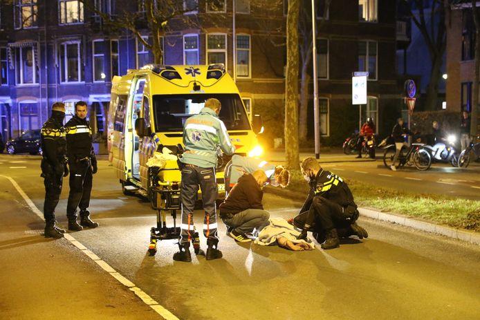 Bij de steekpartij in de Simonsstraat vielen twee ernstig gewonden.