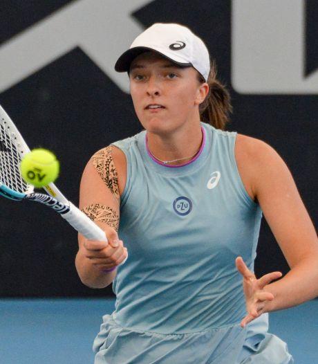 Roland Garros-kampioene bereikt finale in Adelaide