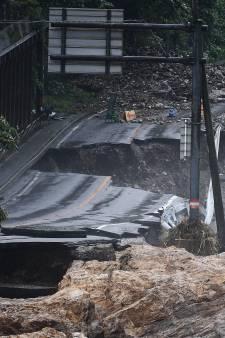 """Situation catastrophique au Japon: """"Je n'avais jamais vu une pluie aussi forte"""""""