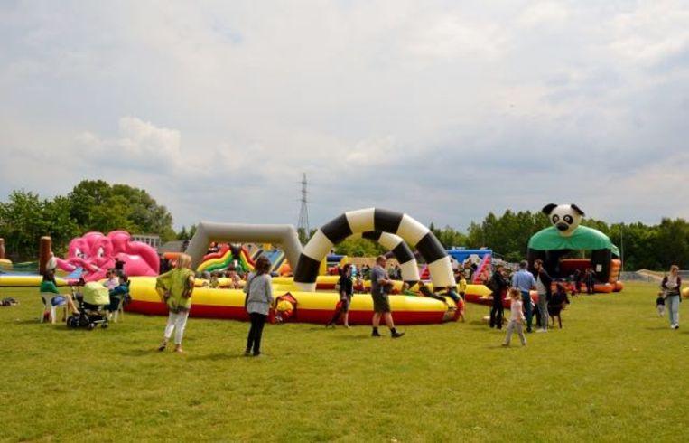 Het springkastelenfestival