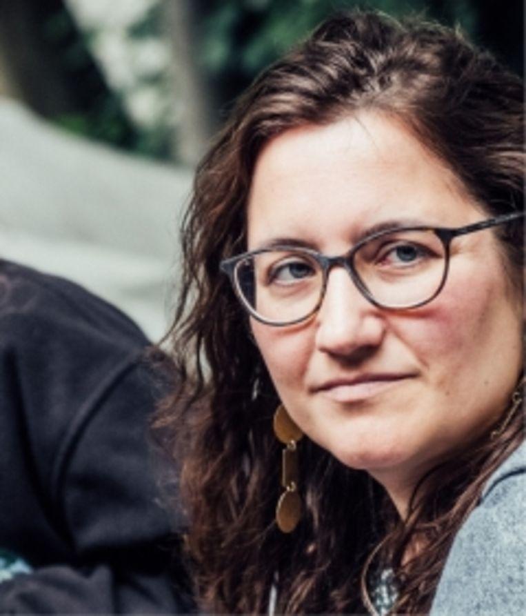 Nathalie Cardinaels: 'Wie goed is in timemanagement, heeft een streepje voor.' Beeld