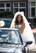 Daniëlla en Maurice besloten twintig jaar nadat ze met elkaar getrouwd waren nóg een huwelijksfeest te geven.