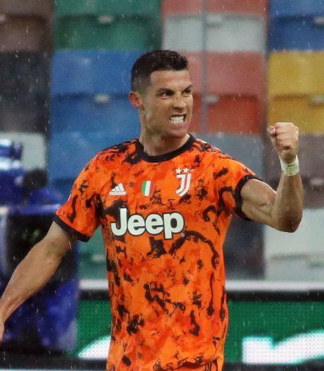 Ronaldo en sauveur, la Juve s'accroche, Naples décroche