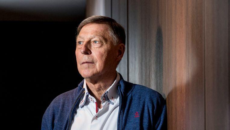 Advocaat Jef Vermassen vertegenwoordigt slachtoffers van de Bende van Nijvel. Beeld photo_news