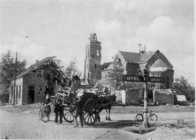 De Slag om Geel was één van de zwaarste op Belgisch grondgebied