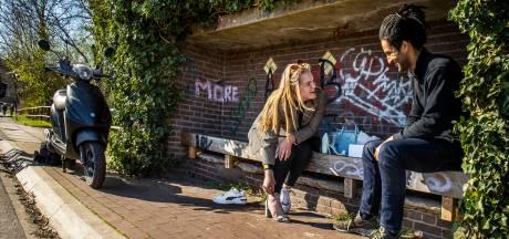 Elane heeft aan tien minuten niet genoeg om schoenen te kopen: 'Normaal ben ik een dag bezig'