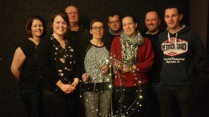 Lichtjeswandeling feestcomité Haringe opnieuw uitverkocht