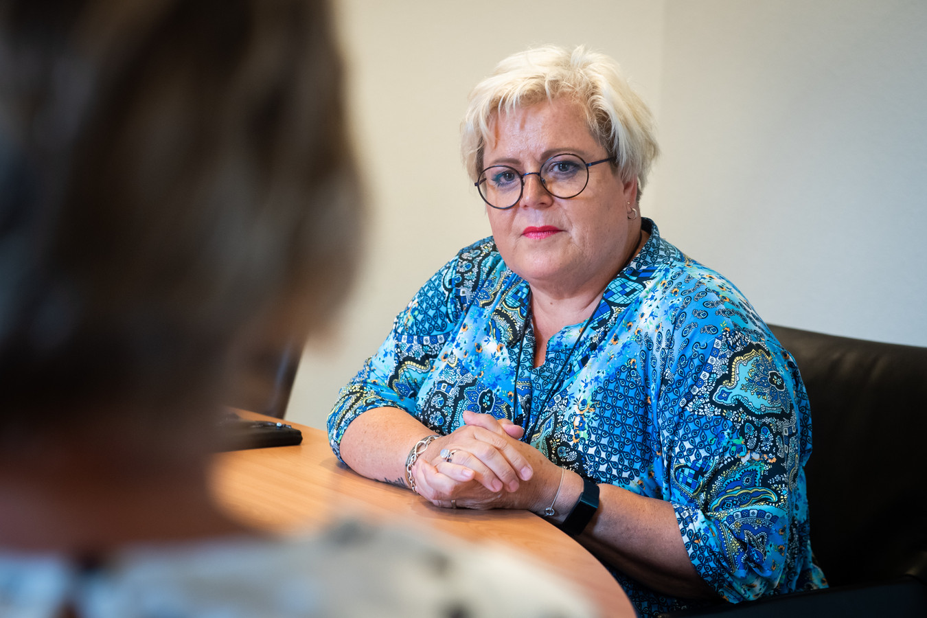 """Claudi van Dongen: ,,We zijn steeds meer gaan kijken naar de bedoéling van de Wmo: zorgen dat mensen kunnen leven zoals ze willen leven."""""""