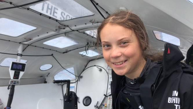 Greta Thunberg krijgt hulp van Spaanse minister om in Madrid te geraken