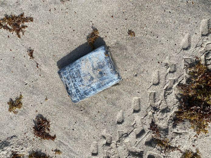 Drugs op het strand van Florida.