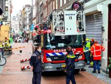 Pand Nieuwendijk deels ingestort, omliggende woningen ontruimd
