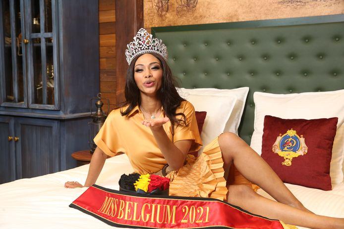 Kedist Deltour is de vijfde West-Vlaamse Miss België van de voorbije 20 jaar.