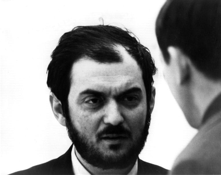 Stanley Kubrick. Beeld belga