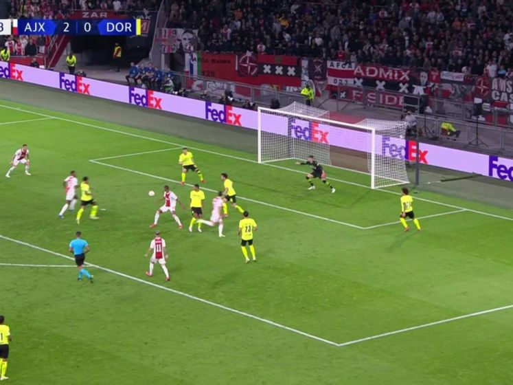 Samenvatting | Ajax wint met ruime cijfers van Borussia Dortmund