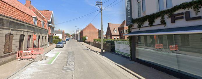 De Warandestraat in Moorsele wordt volledig heringericht