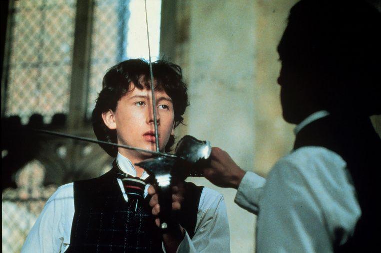 Nicholas Rowe als 'Young Sherlock Holmes'