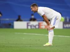 """""""Il lui manque juste un but"""": Carlo Ancelotti confiant pour Eden Hazard, la presse espagnole partagée"""