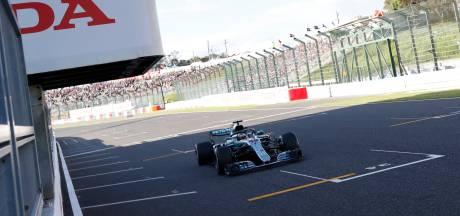Tyfoon nadert circuit van Suzuka, wellicht aanpassingen in Formule 1