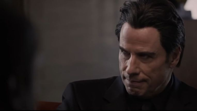 John Travolta in Criminal Activities Beeld