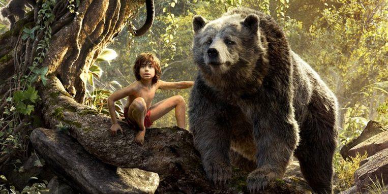 'The Jungle Book' Beeld Humo