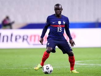 NATIONS LEAGUE. Geen Kanté en Giroud bij Frankrijk, Mancini haalt Pellegrini erijb, Luis Enrique rekent op 17-jarige Gavi
